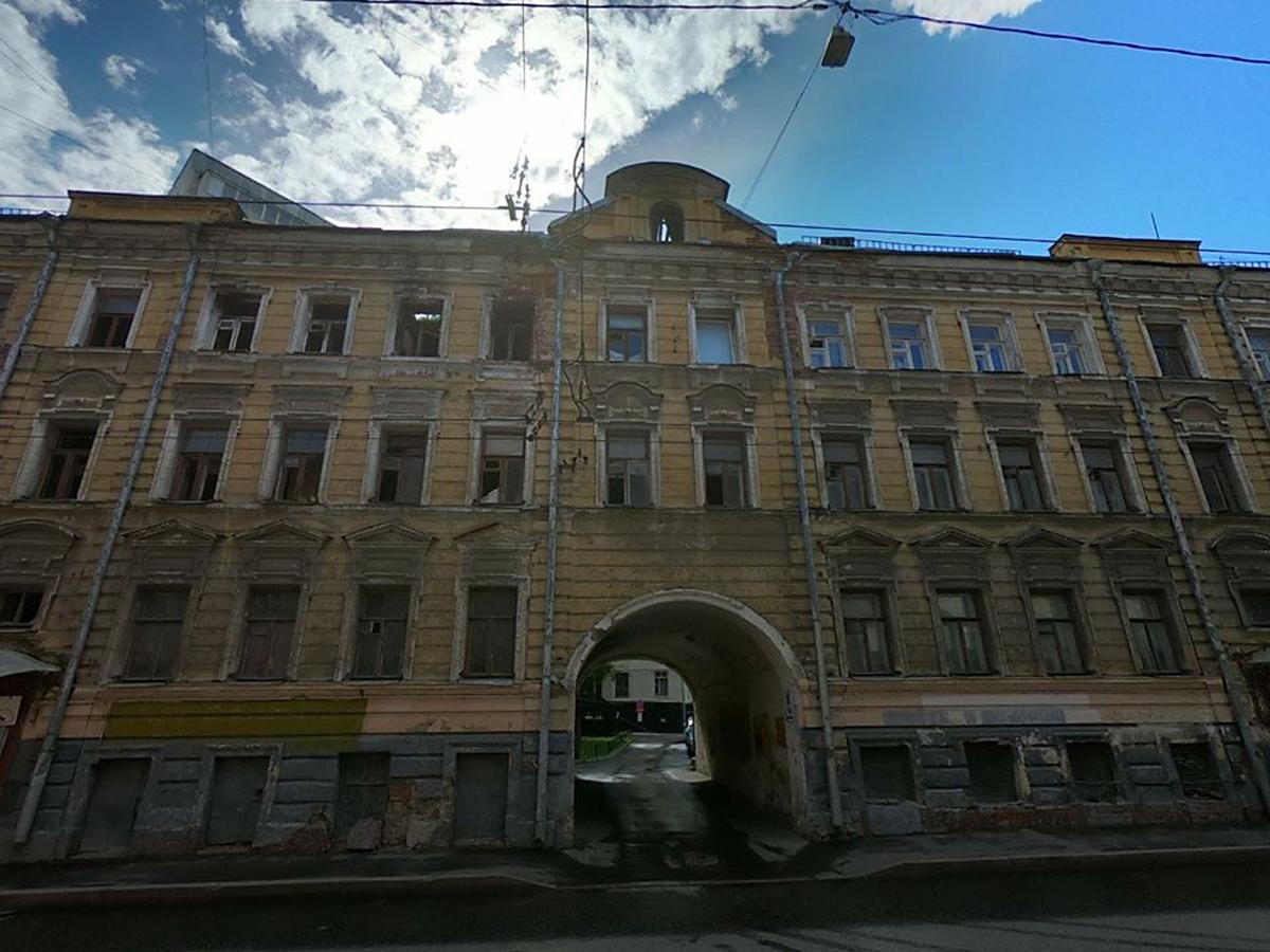 Архитектор Алексей Подымов: «В Москве за последние 10 лет уничтожено порядка 200 исторических зданий»