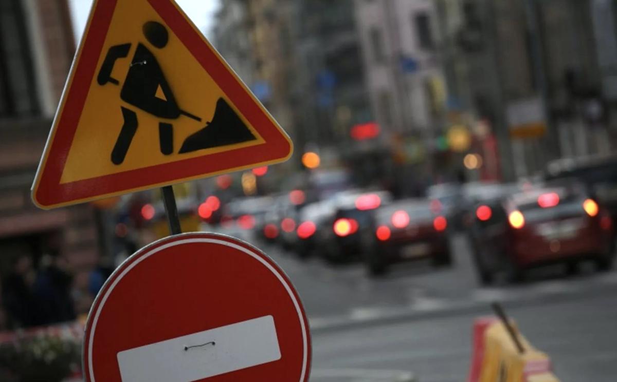 Движение на Севастопольском проспекте ограничат в связи со строительством БКЛ метро
