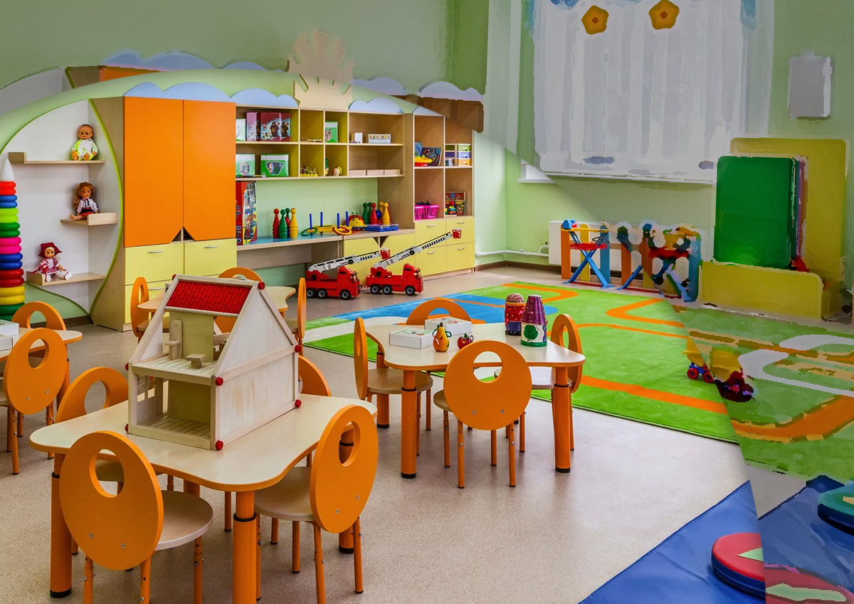 Территорию детского сада в Марьино усовершенствуют