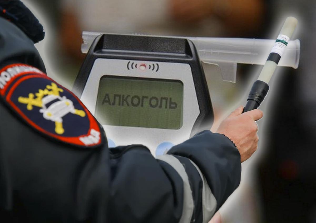 В Москве за неделю сотрудники ГИБДД выявили 400 случаев вождения в нетрезвом виде